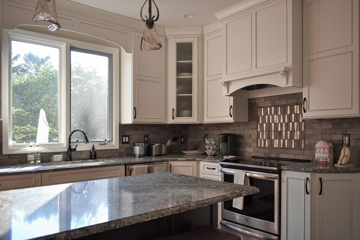 Furniture-Style Kitchen Island